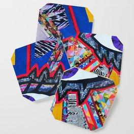 Eye collage Coaster