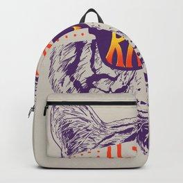 Karate Tiger Backpack