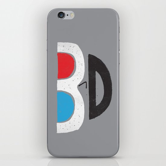 I Like It 3D iPhone & iPod Skin