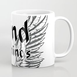 Set Your Mind On Things Above Coffee Mug