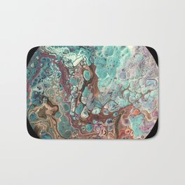 Cell Planet Bath Mat