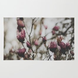 Magnolia Swirl Rug