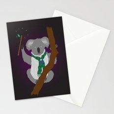 Magical Koala Stationery Cards