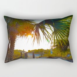 Lead Me to the Sun -Photography Collection Rectangular Pillow