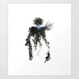 leshy no.3 Art Print
