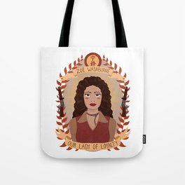 Zoë Washburne Tote Bag