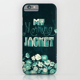 My Morning Jacket iPhone Case