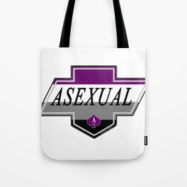 Identity Stamp: Asexual Tote Bag