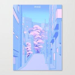 Shibuya Canvas Print