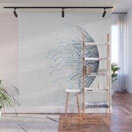 Hitech Wall Mural