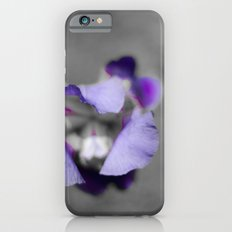 Purple and grey Slim Case iPhone 6s