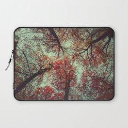 scarlet tree tops Laptop Sleeve