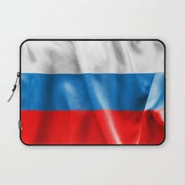 Russian Federation Flag Laptop Sleeve