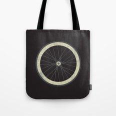 Stay True - Fixie Bike Wheel Tote Bag