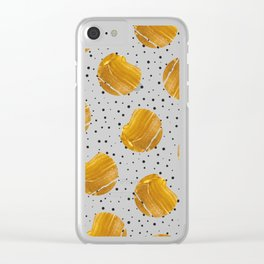 Stay Gold #society6 #decor #buyart Clear iPhone Case