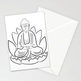 Yogi Buddha Stationery Cards