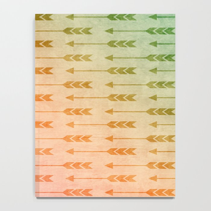 Aztec Pattern 03 Notebook