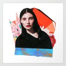 BLOOM 31 Art Print