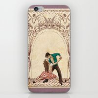 spain iPhone & iPod Skins featuring Spain by Tina Schofield