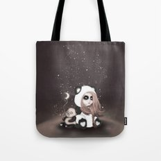 Find the place you call home among the stars Tote Bag
