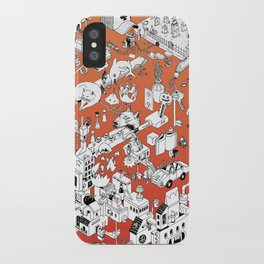 I Lost My Keys iPhone Case