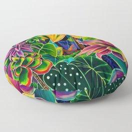 lava rocks Floor Pillow