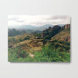 Belogradchik Mountains Metal Print