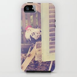 Rooster! iPhone Case