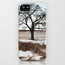 Rural Icon iPhone Case