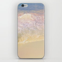 Rainbow Waves iPhone Skin