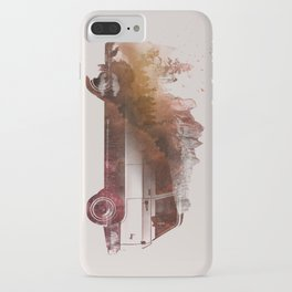 Drive me back home iPhone Case