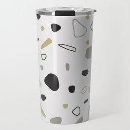 Green Granite Travel Mug