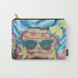 Still Life with Pizza Snake Carry-All Pouch