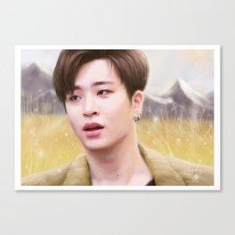 GOT7 Youngjae Canvas Print