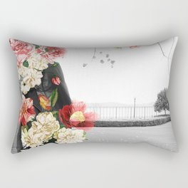Poppy and Memory IV Rectangular Pillow