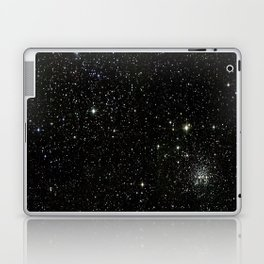 Space - Stars - Starry Night - Black - Universe - Deep Space Laptop & iPad Skin