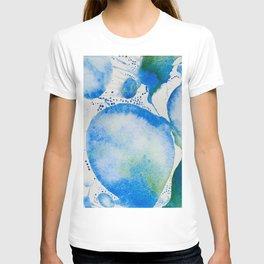 Blue Study T-shirt