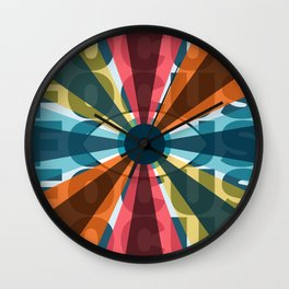 Stay Focused Wall Clock