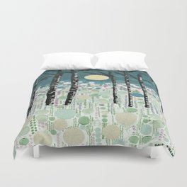 :: Moonlight Kiss :: Duvet Cover
