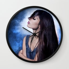 Heavenly Peace I Wall Clock