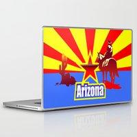 arizona Laptop & iPad Skins featuring Arizona by Anfelmo