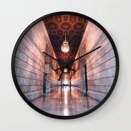 NYPL Wall Clock