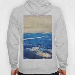 Airplane above the Clouds I Hoody