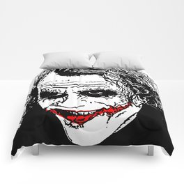 How about a magic trick? Comforters