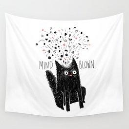 MIND BLOWN. Wall Tapestry