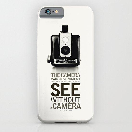 BROWNIE HAWKEYE iPhone & iPod Case