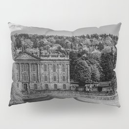Chatsworth country house Pillow Sham