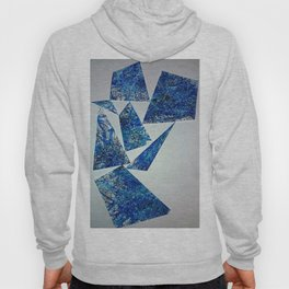 Balancing Glass Shards Hoody