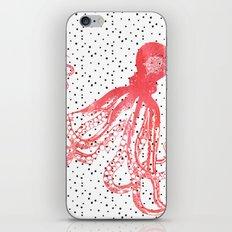 Doctopus iPhone & iPod Skin