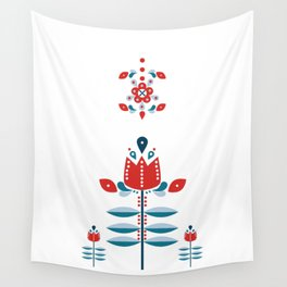 Retro No | 2 Wall Tapestry